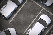 picture of leaving  - Free Parking Spot Between Other Cars - JPG