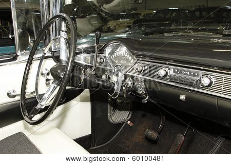 Vintage Car 1956 Chevrolet Hardtop Coupe