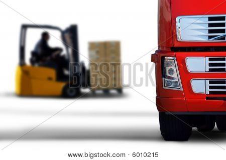 Red transport