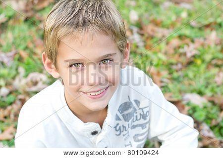 Tween Boy