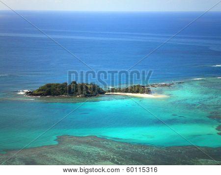 Paradise Deserted Island
