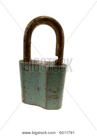 The Hinged Lock