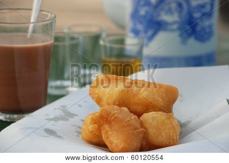 deep-fried dough stick