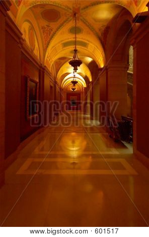 Hallway, State Capitol