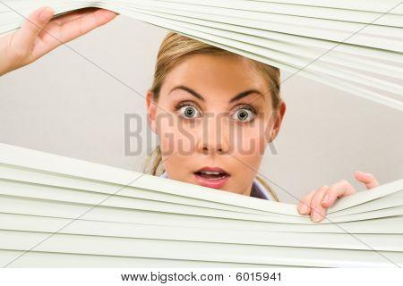 Surprised Female