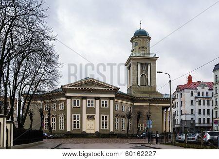 Church Of Jesus, Riga
