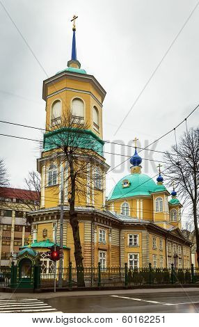 Church Of Annunciation Of St. Virgin, Riga
