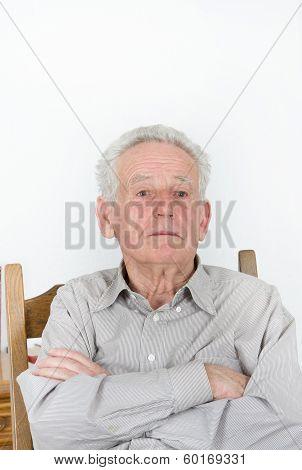 Proud Old Man