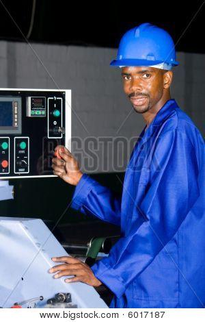 machine operartor