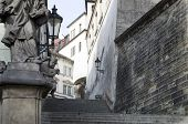 Royal Stairs In Prague