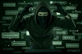 Hacker Looking For Internet Information