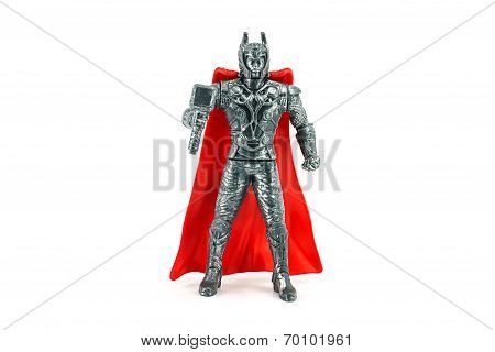 Thor Toy Character From Thor Movie.