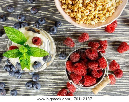 Forest Fruits And Cereal