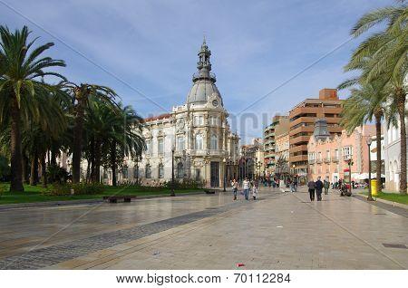 Street Of Cartagena