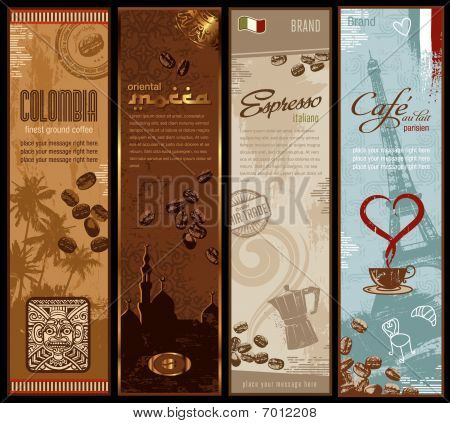 coffee banners