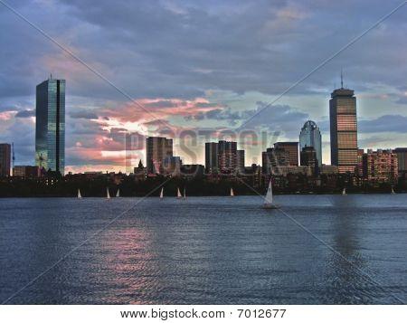 Back Bay de Boston