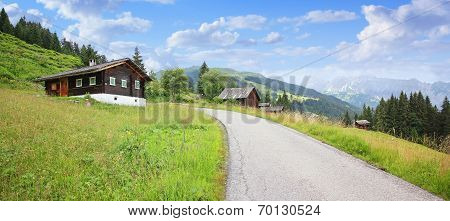 Hiking Trail Vorarlberg, Montafon