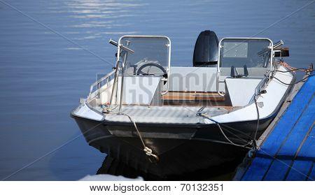 Fishing  Motorboat