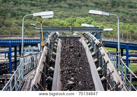 coal transportation line