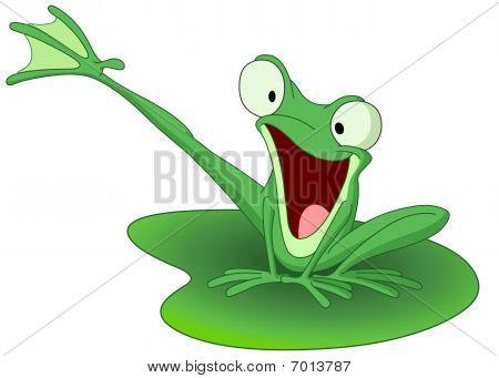 Happy Frog