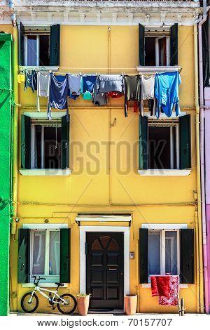 Burano House Venice