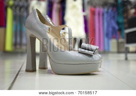 Dress shoes.
