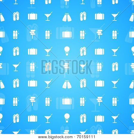 Vector background for leisure