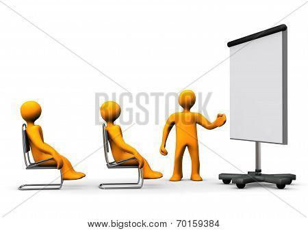 Lecture Flipchart