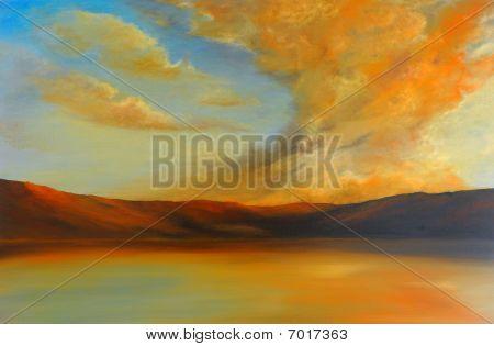 Original Painting Acryl