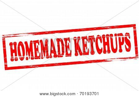 Homemade Ketchups