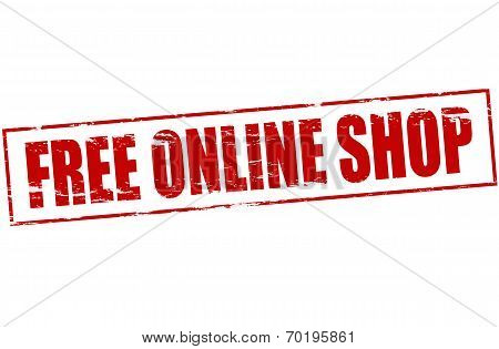 Free On Line Shop