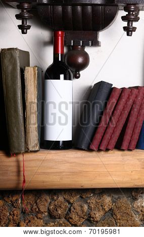 Red Wine And Books