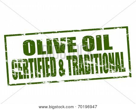 Certified And Traditional Olive Oil