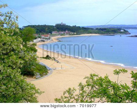 La Magdalena Beach