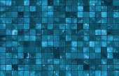 image of ceramic tile  - Mosiac Tiles Background as a Colorful Abstract - JPG