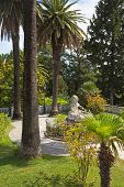 picture of sissi  - Garden of Villa Vraila  - JPG