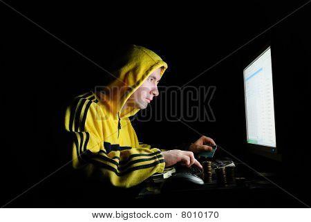 The Hacker Under Work