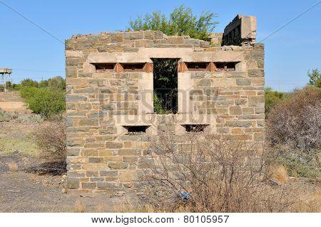 Leeu-gamka Blockhouse