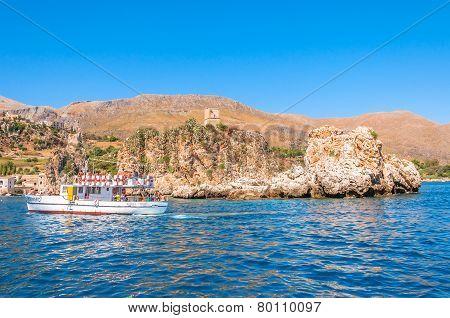 Zingaro National Park, Sicily, Italy