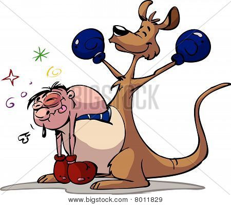 kangaroo victory