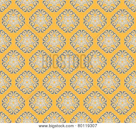 Seamless pattern for disign