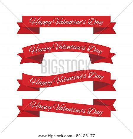 Valentine's Day Ribbons