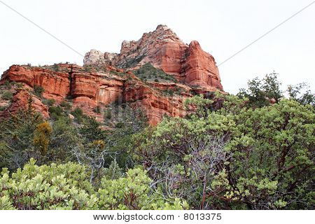 Red Rock Bluff
