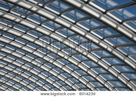 Conservatory Roof Span