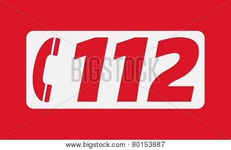 112 The European emergency number