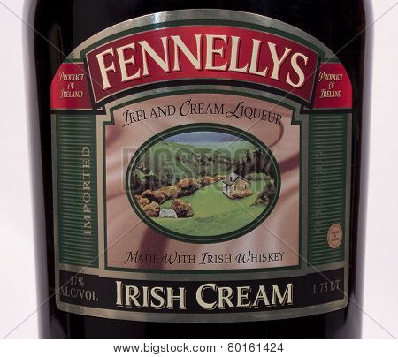 Fennellys Irish Cream
