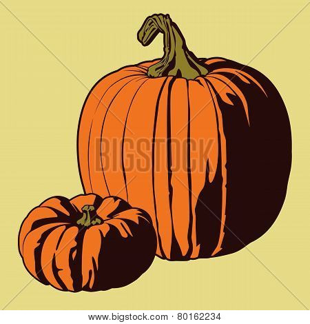Pumpkin Vector.eps