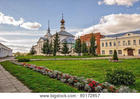 Cityscape Of Suzdal