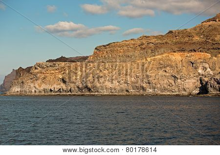 Coastline South West Gran Canaria