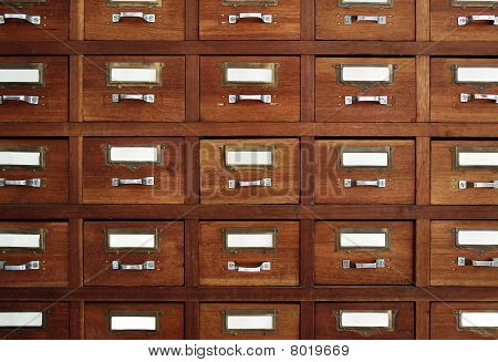 Tagged Drawers